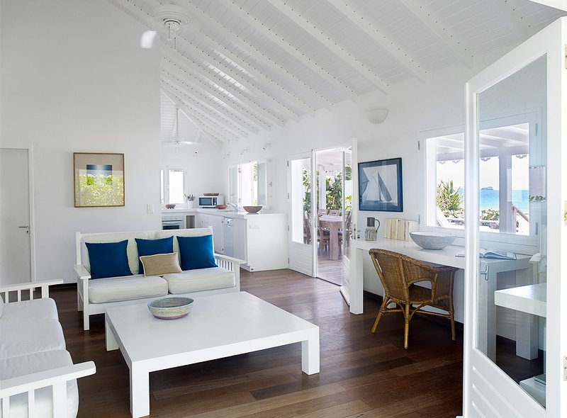 Beach House (FAY) - Image 1 - Saint Barthelemy - rentals