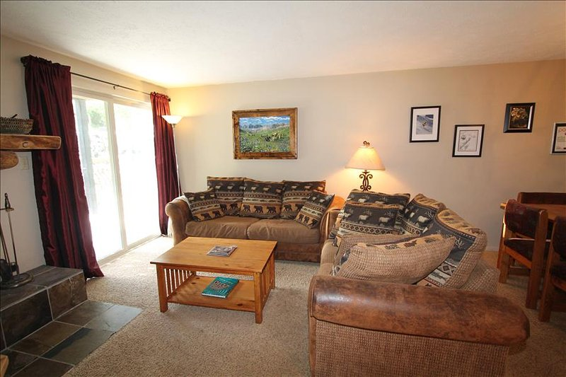 Chateaux Condo,Near Base, Pool, Hottub! 5th nt free. - Image 1 - Crested Butte - rentals
