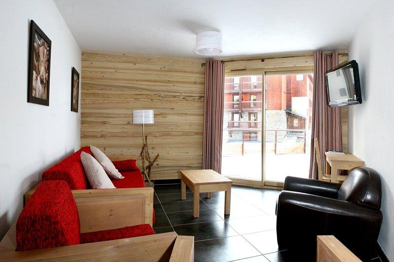 Apartment Sonoma - Image 1 - Tignes - rentals