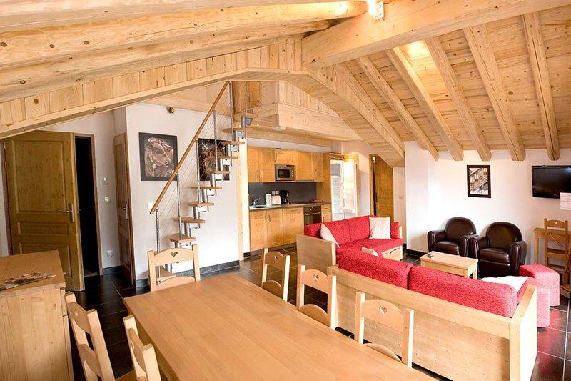 Apartment Ojai - Image 1 - Tignes - rentals
