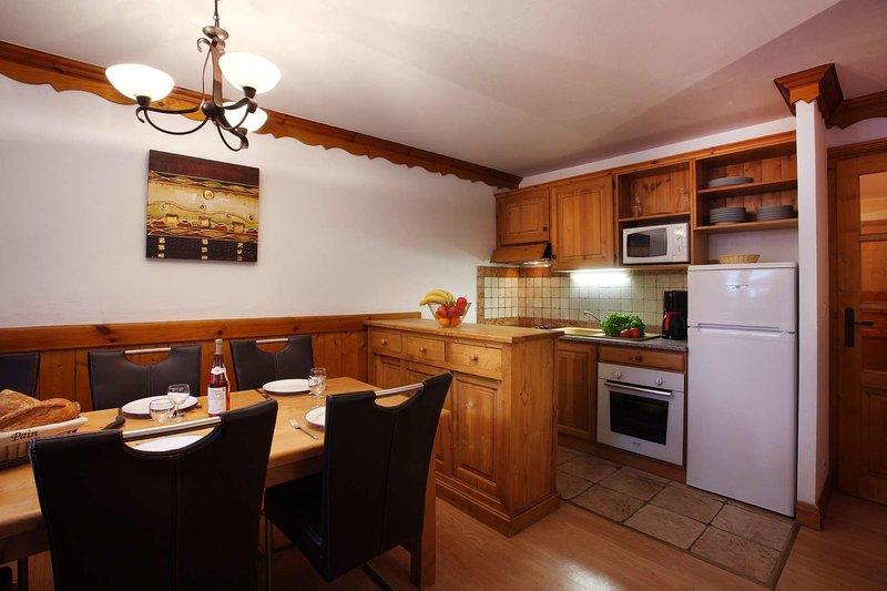 Apartment Sundown - Image 1 - Oz en Oisans - rentals