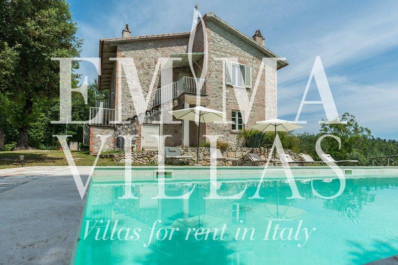 Villa La Corte 6 - Image 1 - Castel dell?Aquila - rentals