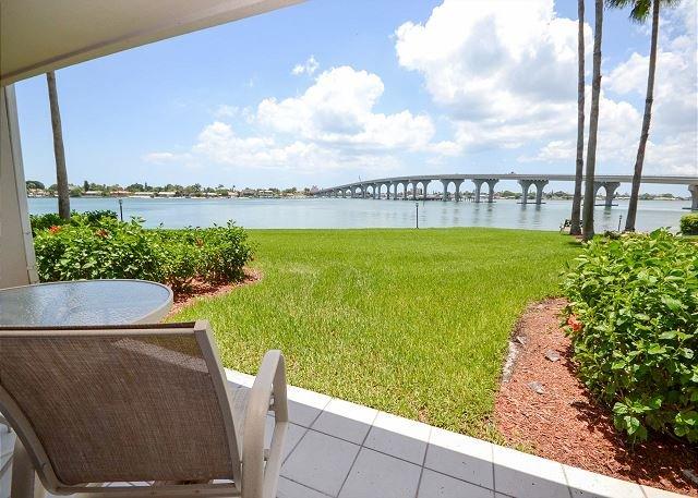 Bahia Vista 9-119- A Beautifully Decorated Ground Floor Bay Front Condo! - Image 1 - Saint Petersburg - rentals