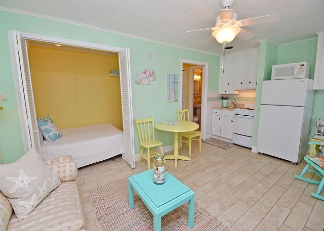 Sea Rocket #14 -Renovated in January 2015! Only Steps to the Gorgeous Beach! - Image 1 - North Redington Beach - rentals