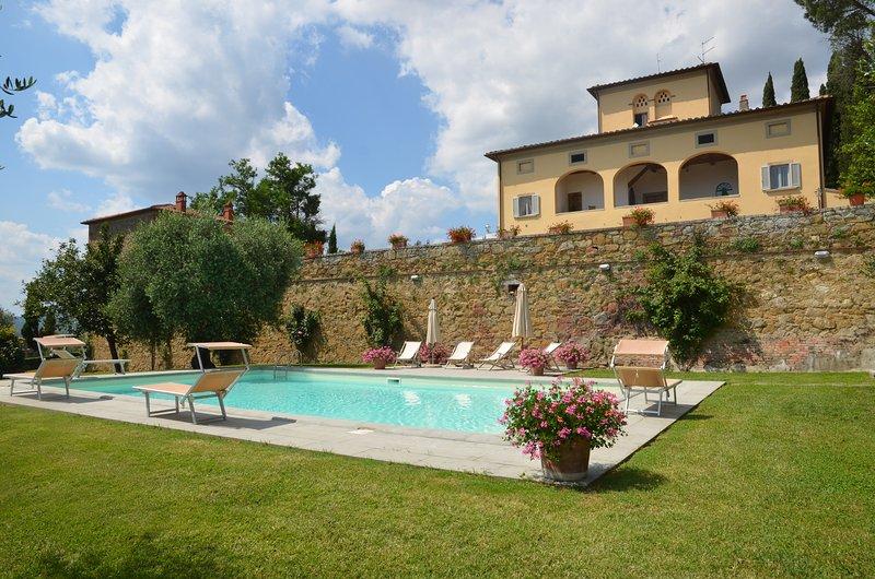 Il Villino - Image 1 - Lucignano - rentals