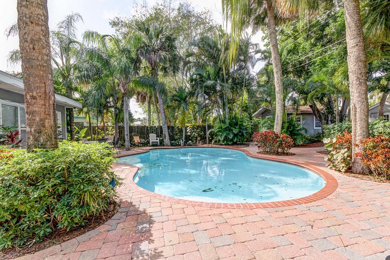 Clearwater Beach Cabana - Private Pool Home - Image 1 - Clearwater - rentals