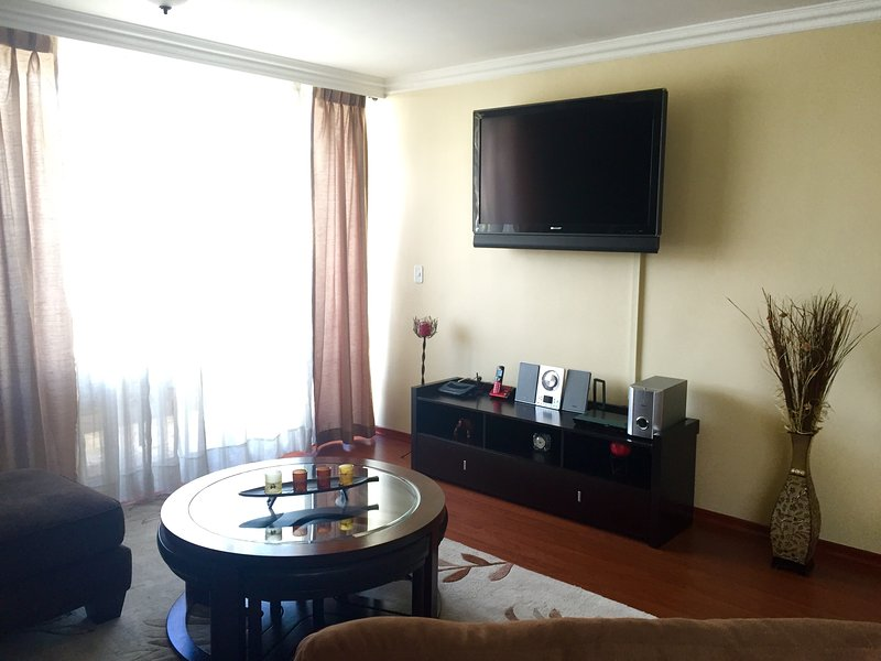 plasma tv and dvd  - Quito Casa de Pilar - Quito - rentals
