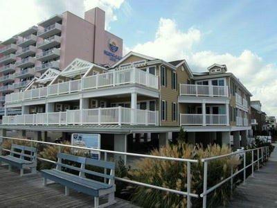1500 Boardwalk 114333 - Image 1 - Ocean City - rentals