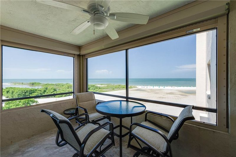 Sandarac A709, 2 Bedrooms, Gulf Front, Elevator, Heated Pool, Sleeps 5 - Image 1 - Fort Myers Beach - rentals