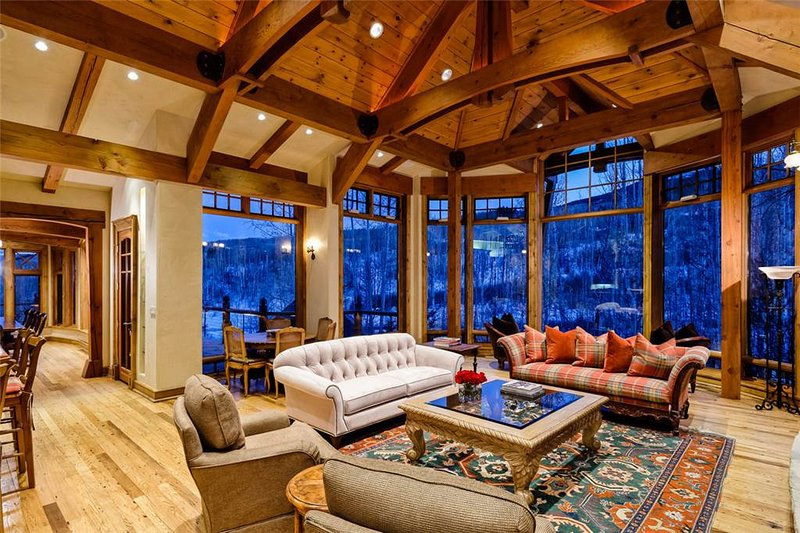 Alpine 4-acre Estate - Image 1 - Snowmass Village - rentals