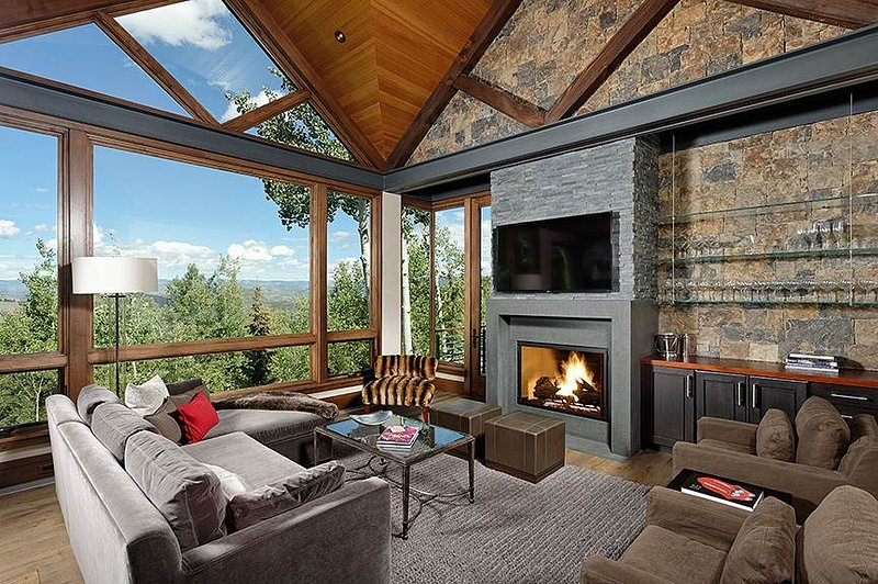 Forest Lane Contemporary - Image 1 - Snowmass Village - rentals