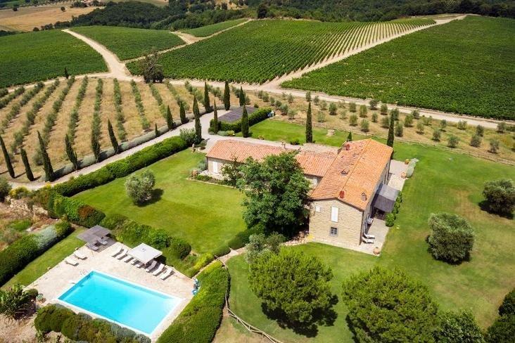 White Retreat 9 - Image 1 - Magliano in Toscana - rentals