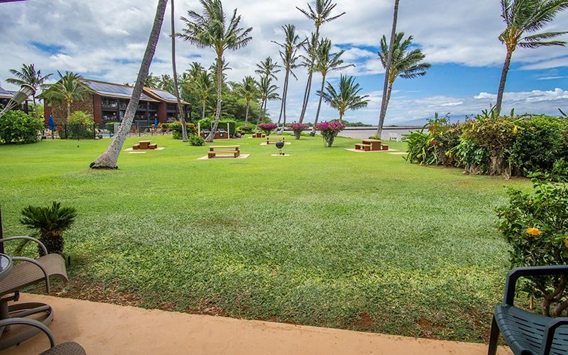 View from lanai - Molokai_Shores 104 - Kaunakakai - rentals