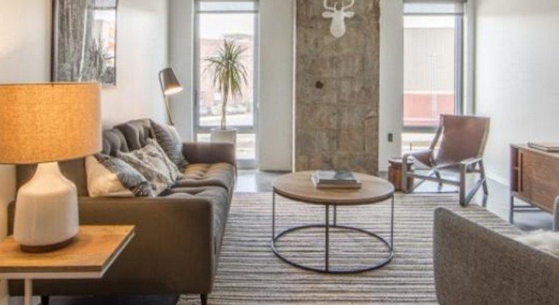 Furnished 1-Bedroom Apartment at Gore St & Medford St Somerville - Image 1 - Somerville - rentals