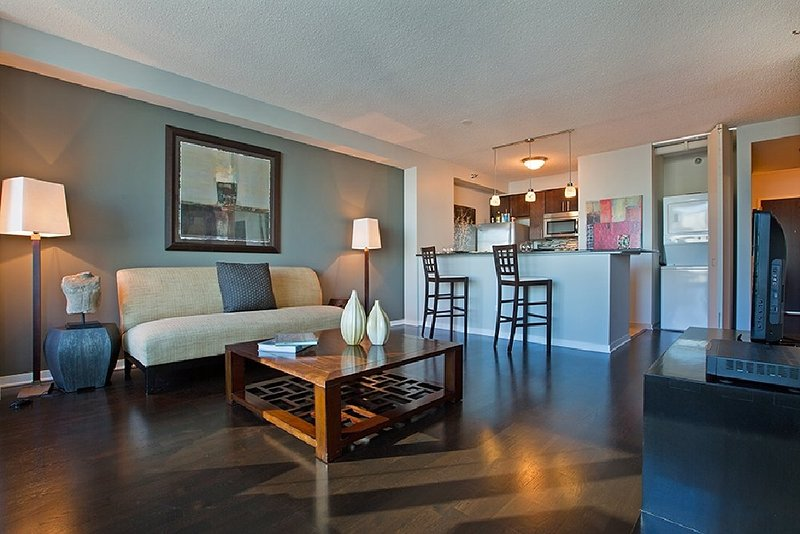 Furnished 1-Bedroom Apartment at E Ontario St & N Fairbanks Ct Chicago - Image 1 - Chicago - rentals