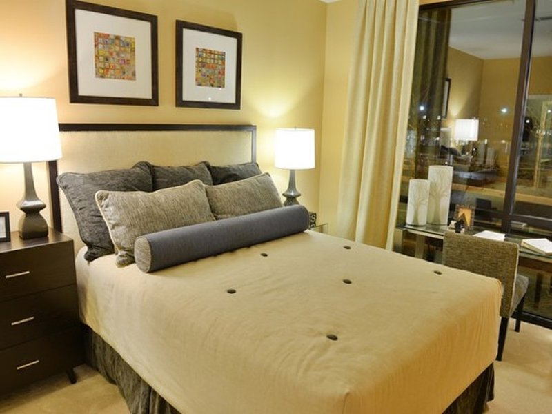 Furnished 2-Bedroom Apartment at Shady Grove Rd & Choke Cherry Rd Rockville - Image 1 - Rockville - rentals