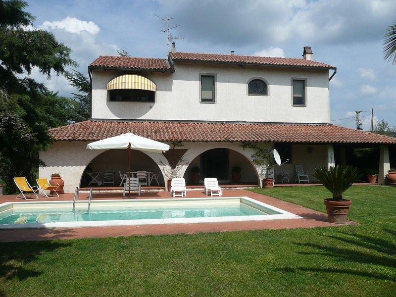 Villa Pelagone - Image 1 - Gavorrano - rentals