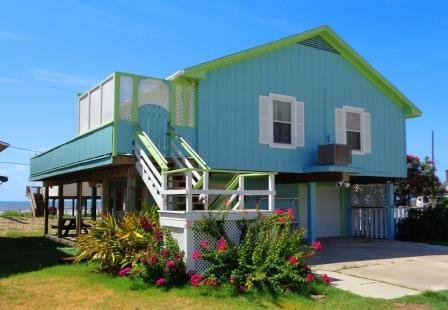 TROPICAL SIDE OF TEXAS - Image 1 - Galveston - rentals