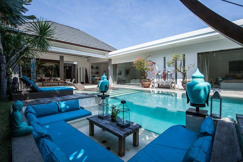 Welcome home ! - Beautiful 2 bedrooms architect villa in Seminyak ! - Seminyak - rentals
