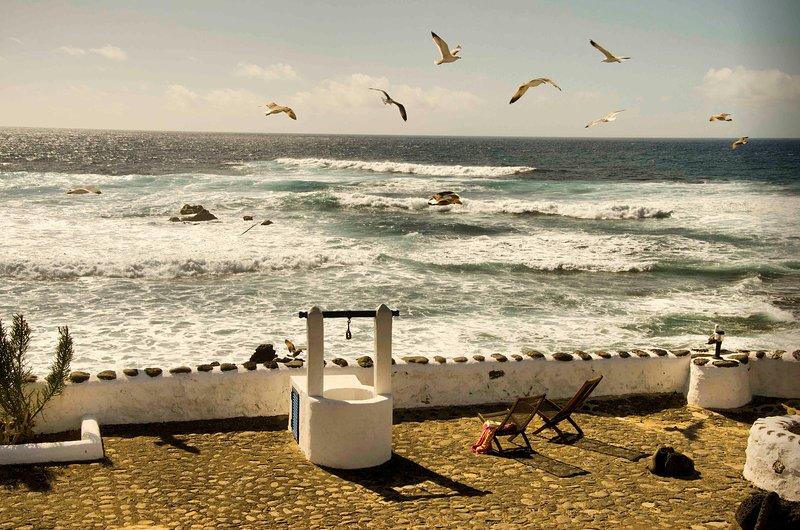 Andrea, estudio junto al mar - Image 1 - El Golfo - rentals