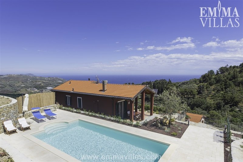 Villa Idestre 2+4 - Image 1 - Cipressa - rentals