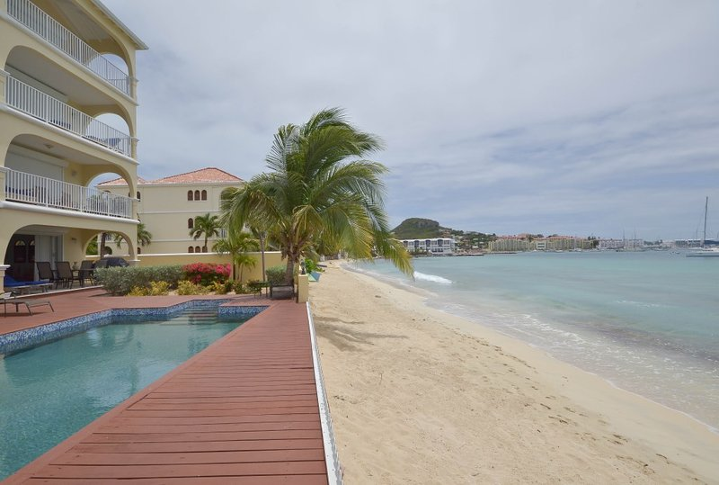 SEA BEACH TREASURE...Gorgeous 2BR Penthouse on Simpson Bay Beach, St Maarten - Image 1 - Simpson Bay - rentals