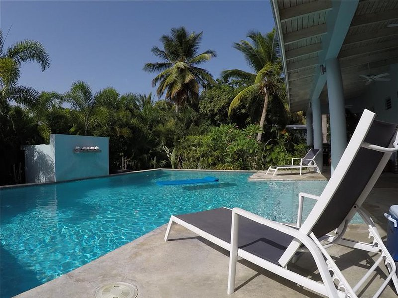 Garden House - Four Bedrooms, Sexy Pool and Porches - Image 1 - Isla de Vieques - rentals
