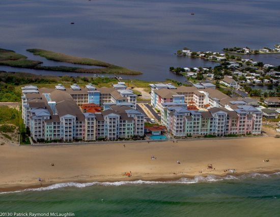 Dolphins and Dunes *Elegant and fun Poolside condo! All right ON the beach!* - Image 1 - Virginia Beach - rentals