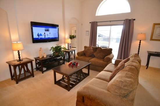 4 Bedroom Pool Home in Highgate at Legacy Park. 147BWD - Image 1 - Orlando - rentals