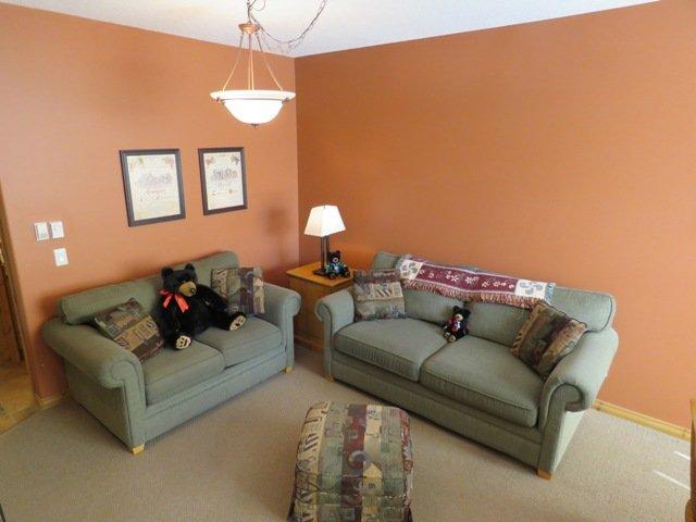 Livingroom - Crystal Forest Condos - 68 - Sun Peaks - rentals