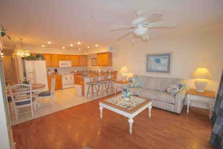 103b  Beachside Villas - Image 1 - Indian Rocks Beach - rentals