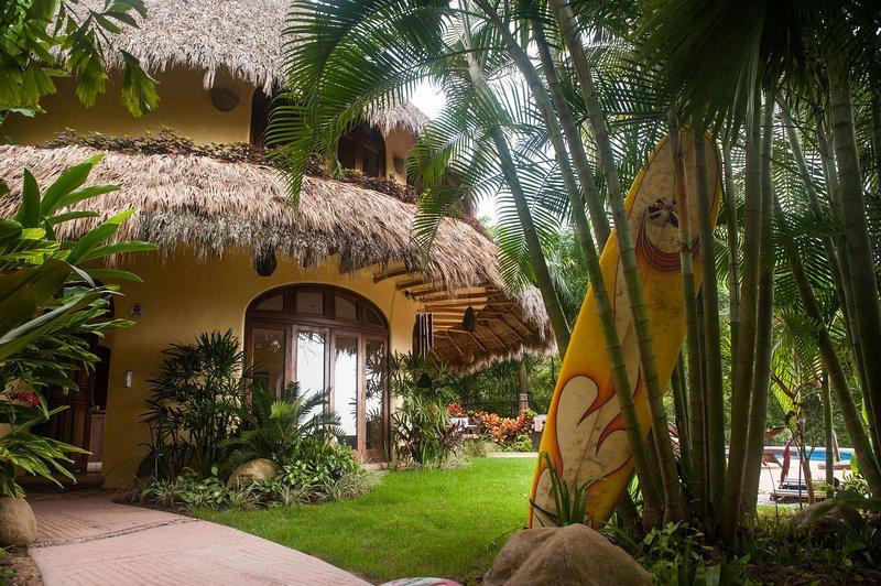 Beautiful 3 bedroom home Casa Angel,Sayulita MX - Image 1 - Sayulita - rentals