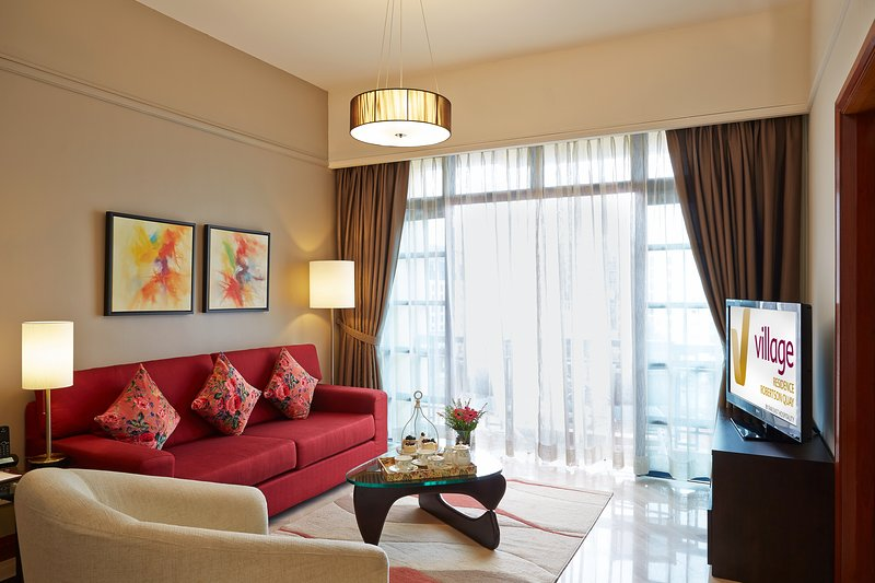 Living Area - Village Residence Robertson Quay 3-Bedroom Apt - Singapore - rentals