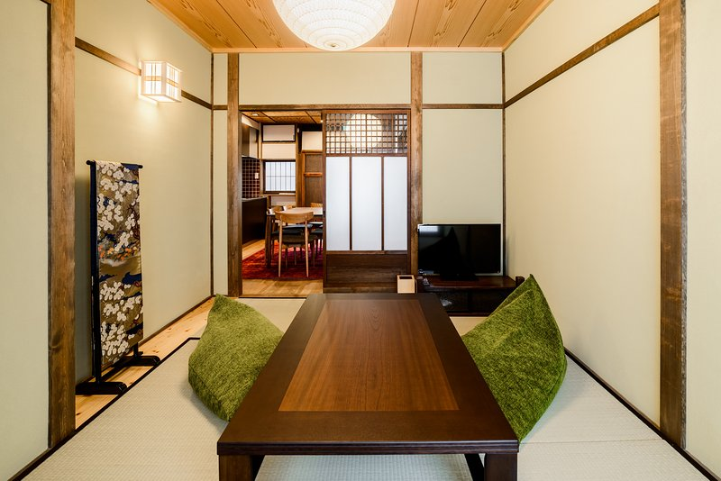 Bright & Airy Traditional house; 7min to Kyoto STN - Image 1 - Kyoto - rentals