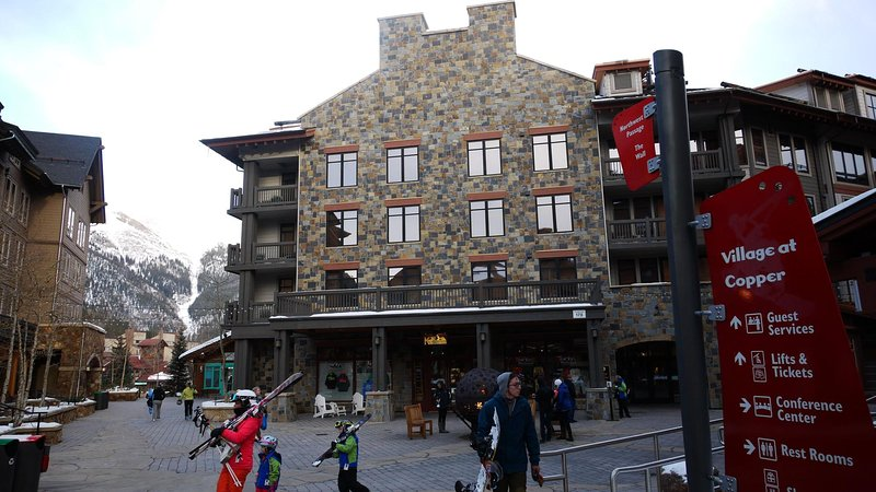 Shopping in Center Village - CO515 Copper One 1BR 1BA - Copper Mountain - rentals
