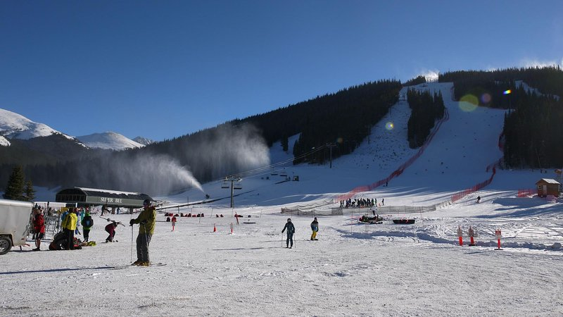 """SkyRun Property - """"SF204 Snowflake"""" - Super B Lift - Steps away from your door - SF204 Snowflake - Copper Mountain - rentals"""