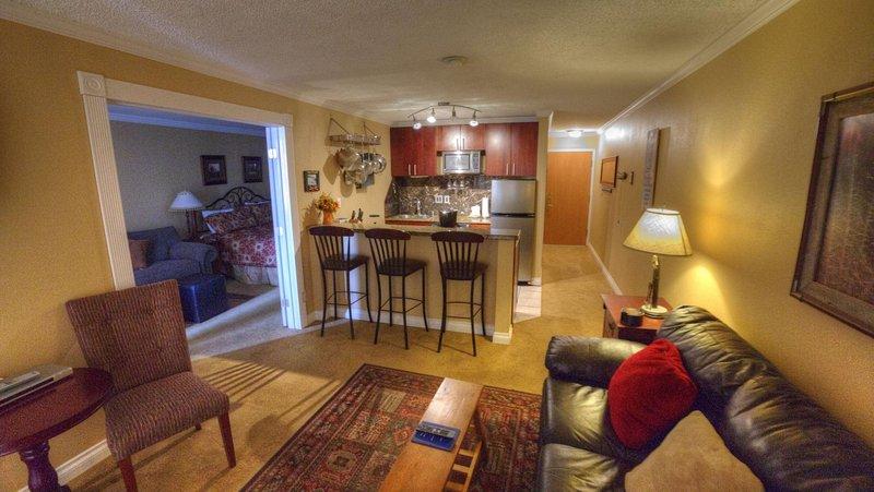 "SkyRun Property - ""FP107 Foxpine"" - Living Area - FP107 Foxpine - Copper Mountain - rentals"