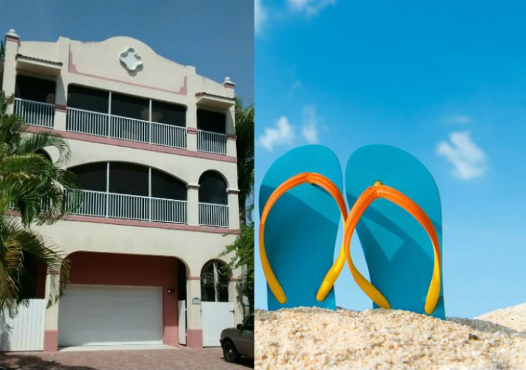 """Welcome at Casa Mango - GIGA-HOMES - """"Mango at the Beach"""" for up to 10 P. - Fort Myers Beach - rentals"""