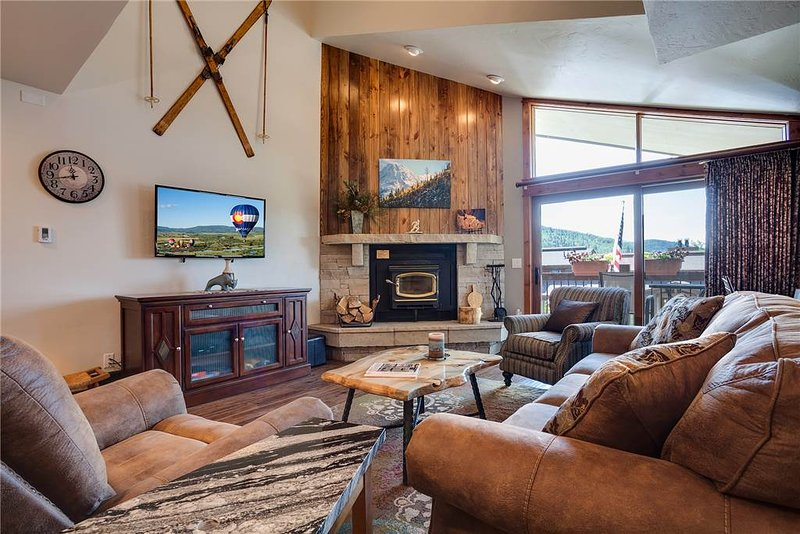 Ranch at Steamboat - RA214 - Image 1 - Steamboat Springs - rentals