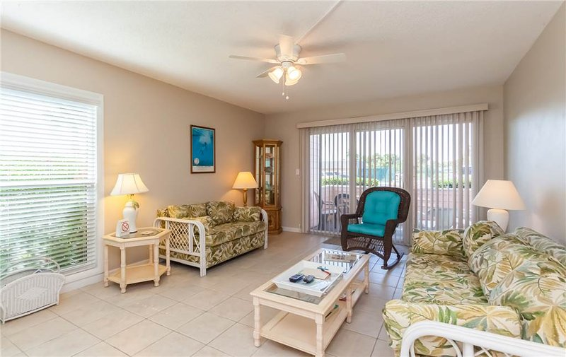 Quail Hollow A9-D3, 2 Bedroom, Ground floor with pool - Image 1 - Saint Augustine - rentals