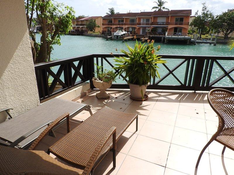 Patio - Villa 224A - Jolly Harbour, Antigua - Jolly Harbour - rentals
