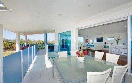 Beachfront Hyndes Lane Beach House Mansion - Image 1 - Casuarina - rentals