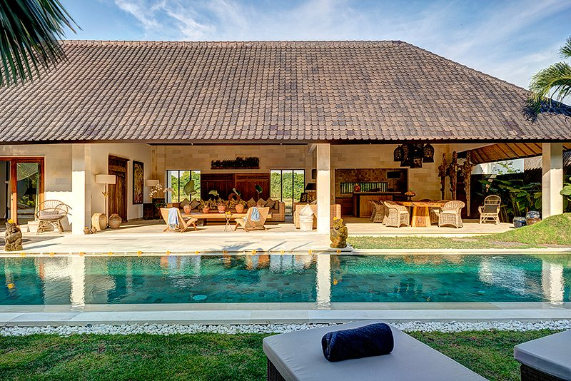 Nyoman, 3BR Big Pool Villa, Petitenget> - Image 1 - Seminyak - rentals
