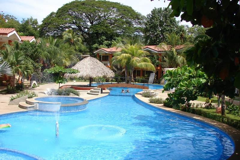 Pool - 2BR Playa del Coco Condo w/ Huge Resort Pool near Coco Beach - Guanacaste - rentals