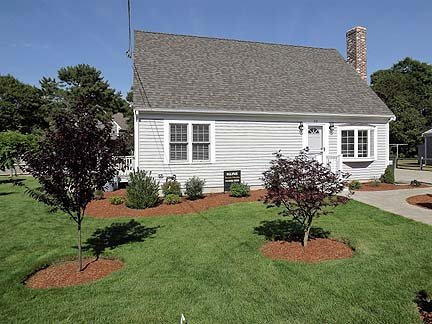 Front of House - South Chatham Cape Cod Vacation Rental (993) - Chatham - rentals
