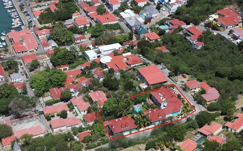 Colony Club - A3 - Image 1 - Gustavia - rentals