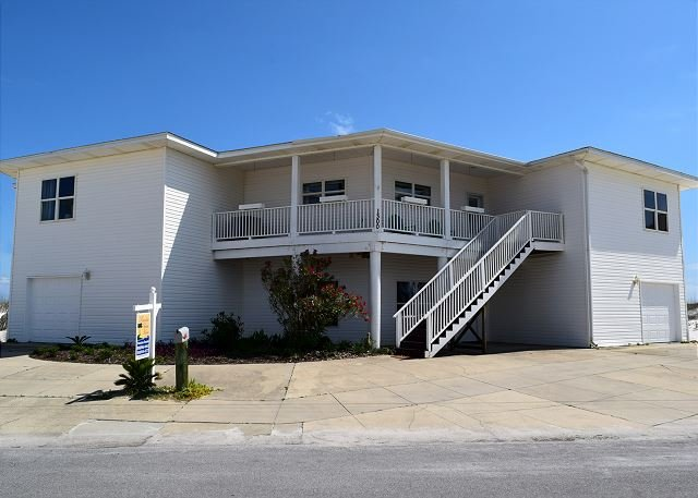 There is plenty of parking at the home with garage and driveway parking. - Ariola 1300 - Pensacola Beach - rentals