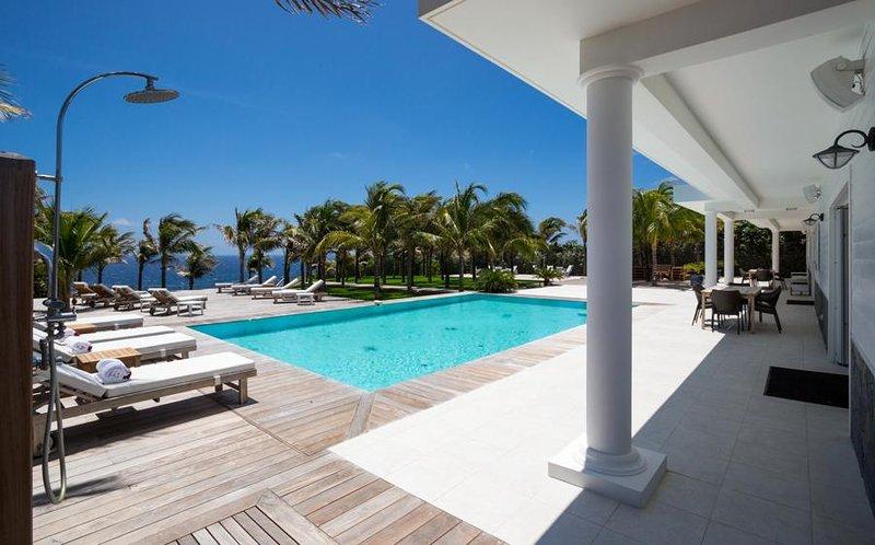 Villa Good News - Image 1 - Petit Cul de Sac - rentals