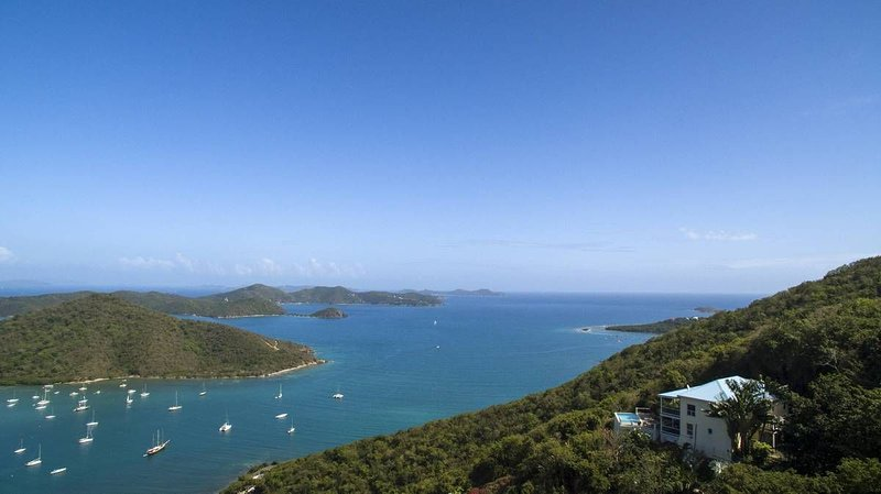Coconut Breeze - Image 1 - Coral Bay - rentals
