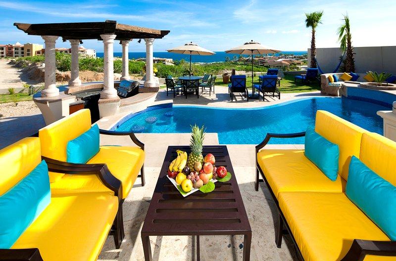 Hacienda Encantada Residences - Three Bedroom Villa - Image 1 - Cabo San Lucas - rentals